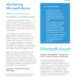 Advanced Monitoring for Microsoft Environments