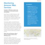 Monitoring Amazon Web Services