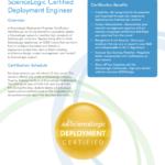Product Training: ScienceLogic Certified Deployment Engineer
