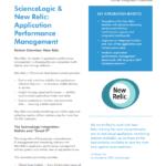 ScienceLogic & New Relic