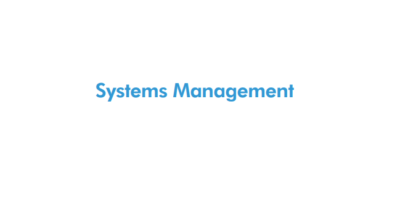 Systems Management with Next Generation Monitoring
