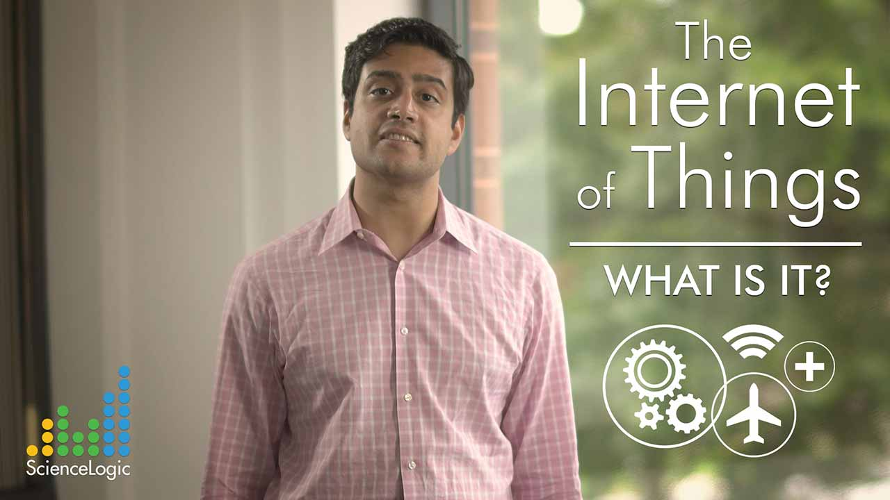 The Internet of Things: What is it?