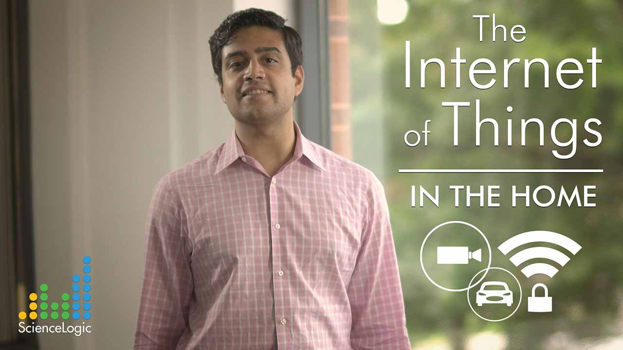 The Internet of Things: In the Home