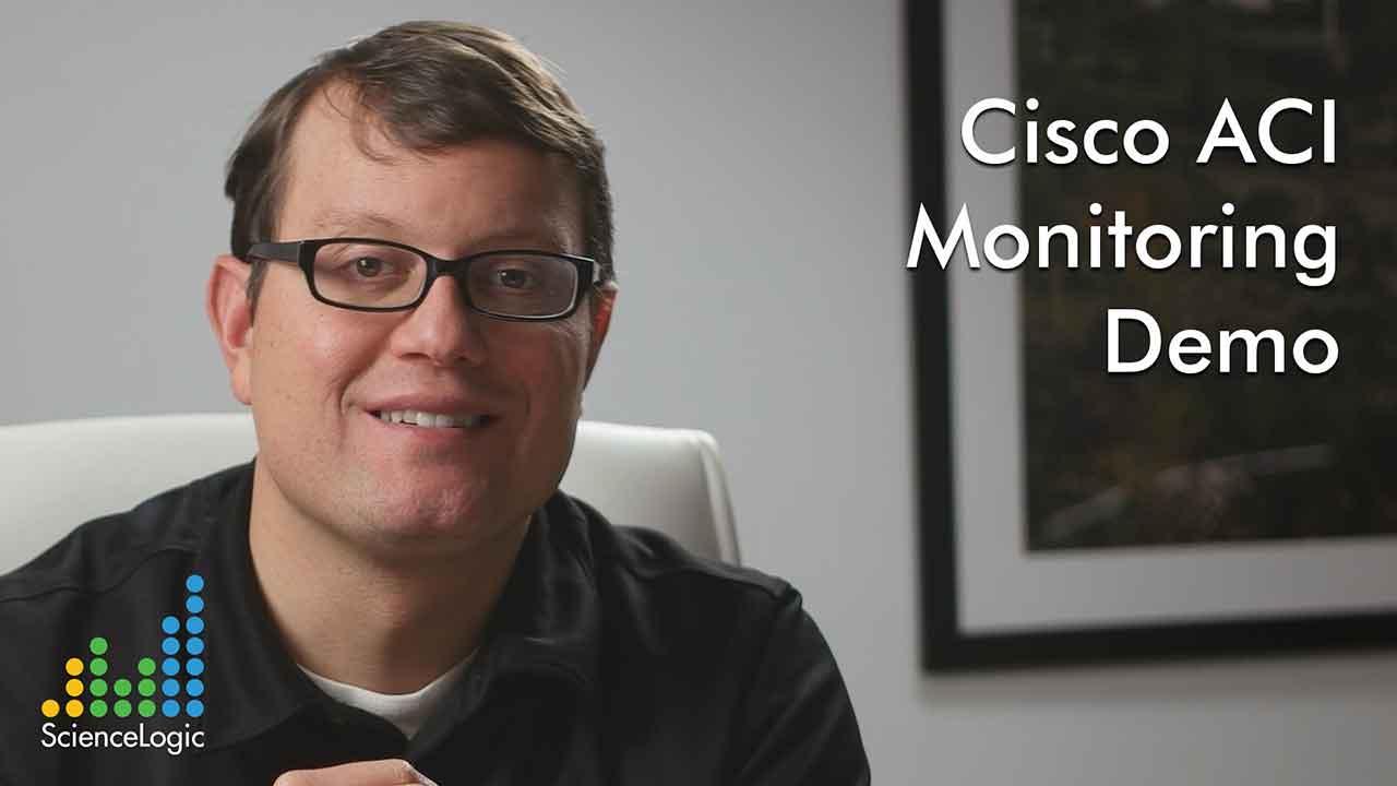Cisco ACI Monitoring Demo