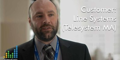 Line Systems (Telesystem MA): Offers a unique interface that monitors network availability and health over time