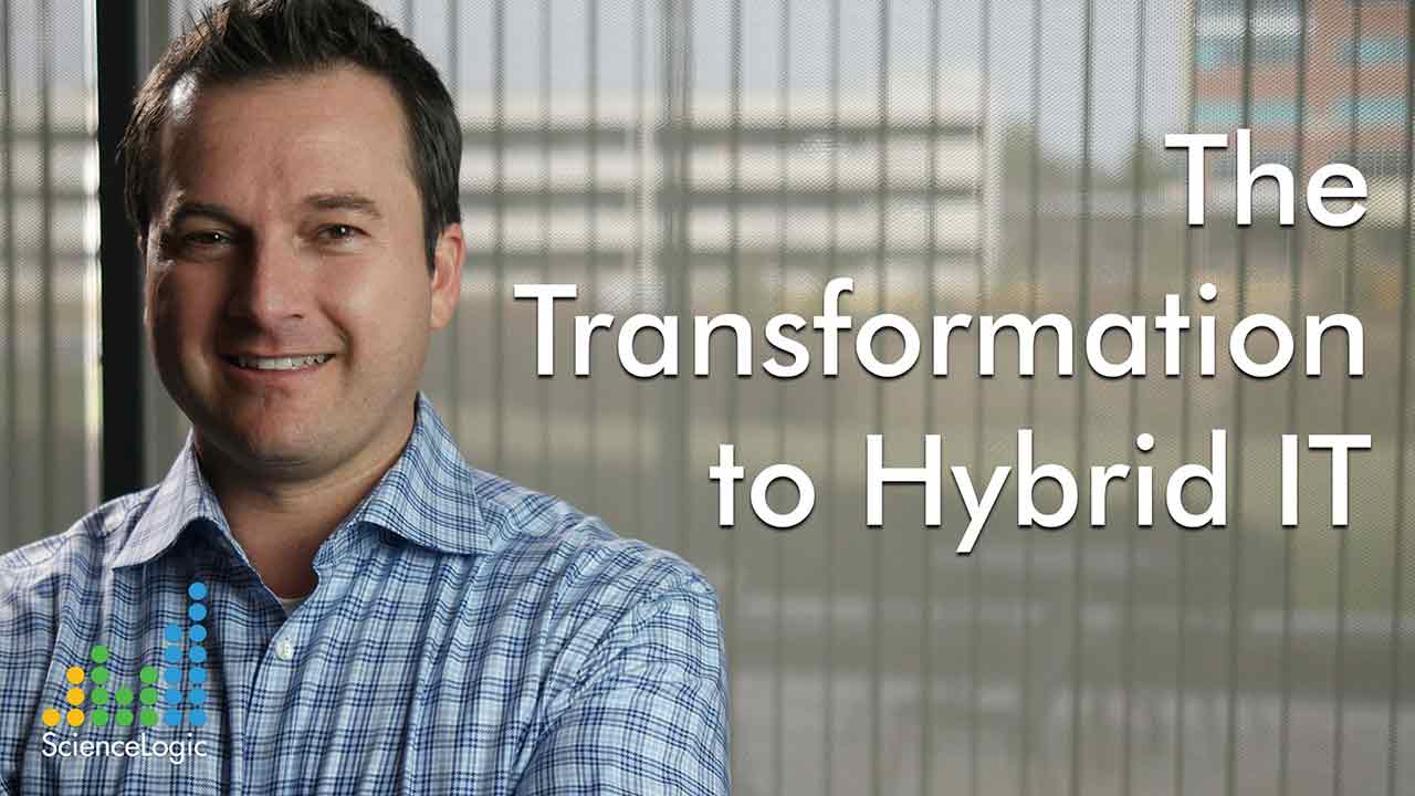 The Transformation to Hybrid IT