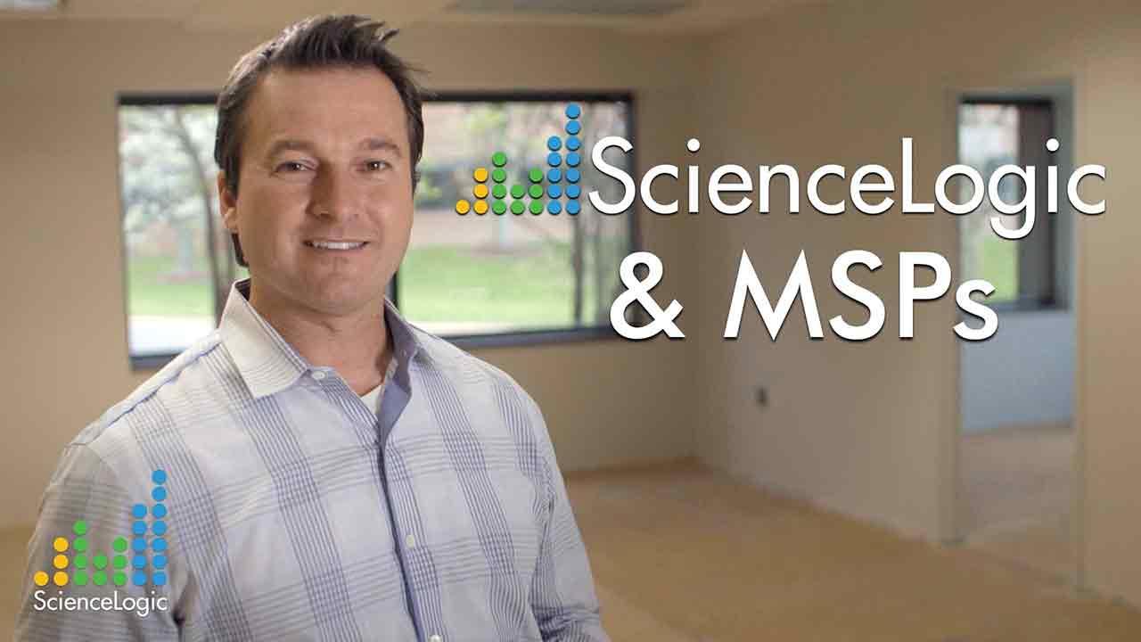 ScienceLogic & MSPs