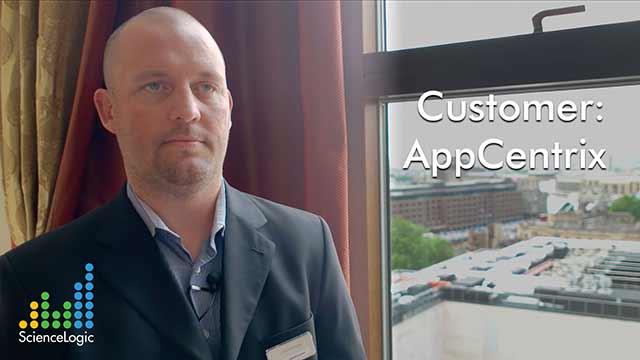 Customer Testimonial: AppCentrix