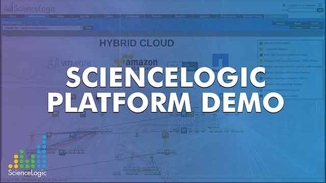 ScienceLogic Demo
