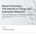 The Internet of Things & Enterprise Networks