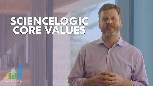 ScienceLogic Core Values