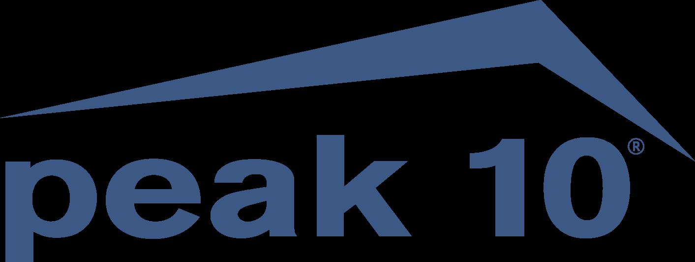 Peak 10 - Event Filter Dashboard