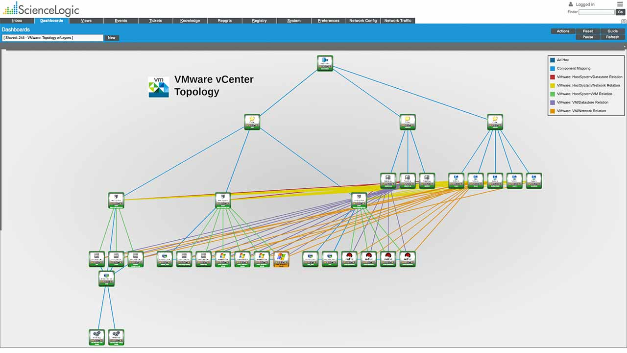 sciencelogic-screenshot-vmware-topology-layers