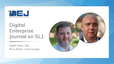 Digital Enterprise Journal on SL1