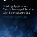 Building Application - Centric Managed Services with SL1