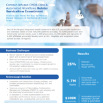 Healthcare: Context-Infused CMDB Data & Automated Workflows Bolster ServiceNow Investment