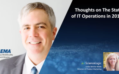 Thoughts on the State of IT Operations in 2018