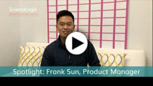 Meet Frank Sun, Product Manager