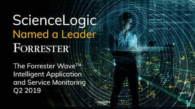 ScienceLogic Named a Leader in Forrester Wave