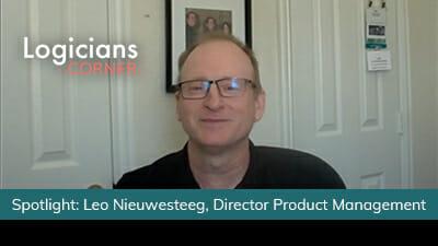 Meet Leo Nieuwesteeg, Director Product Management