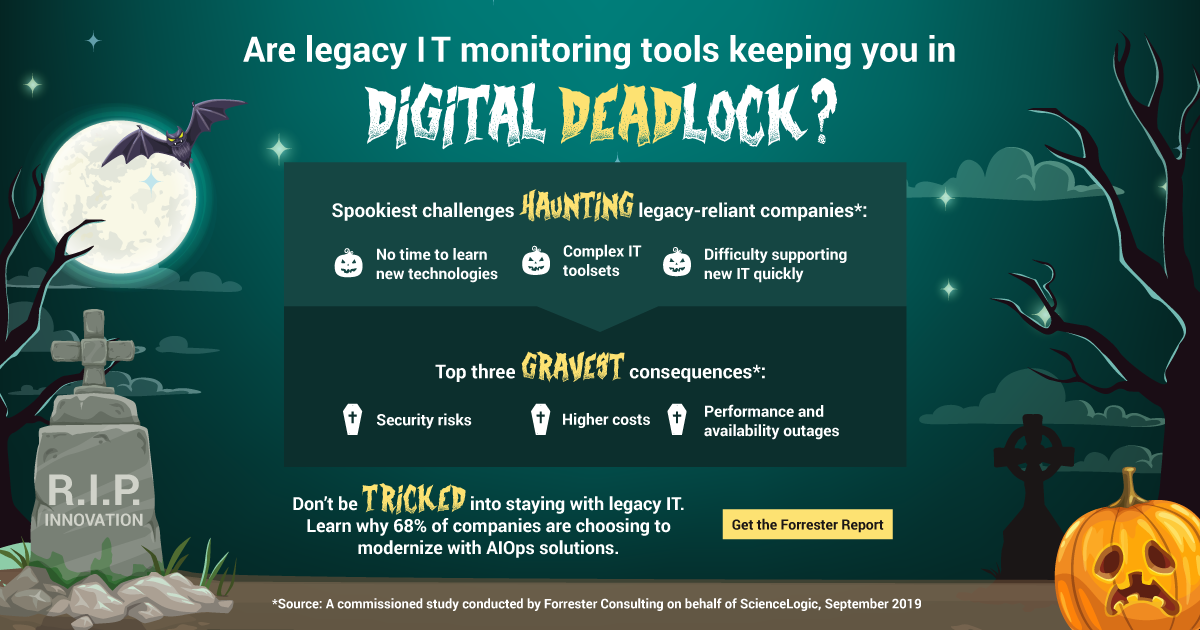 legacy tools, consolidation, modernization
