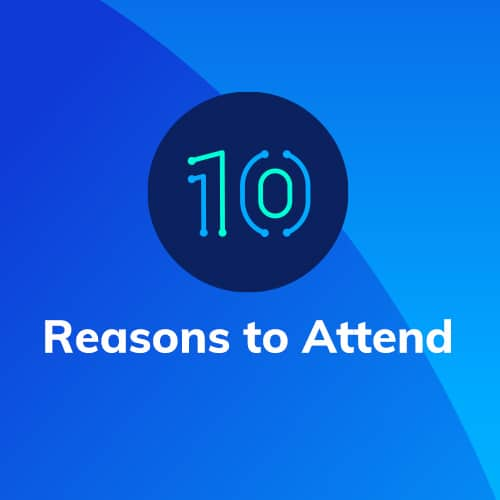 10 Reasons to Attend ScienceLogic Symposium