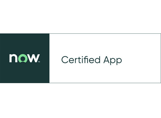 servicenow certified app