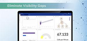 eliminate visibility gaps