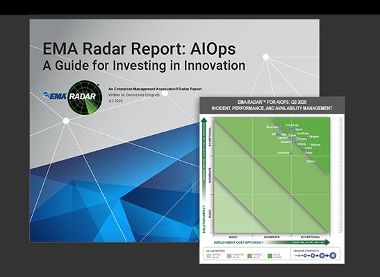 EMA Radar Report AIOps 2020