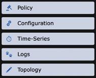data, log, performance, topology