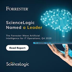 ScienceLogic Named a Leader in Forrester Report