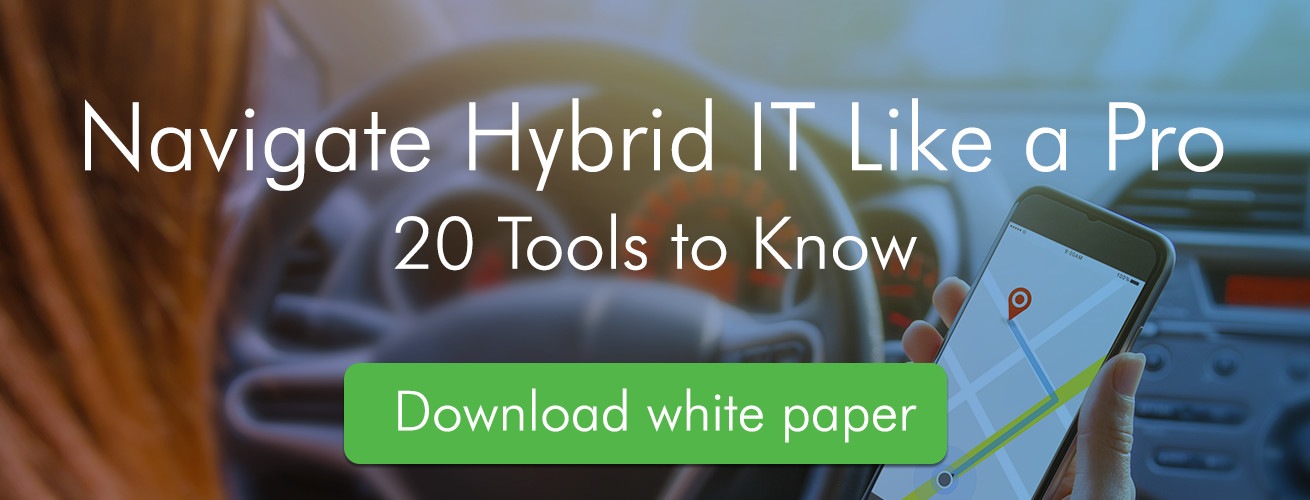 Download the Top 20 Hybrid IT Tools White Paper Now