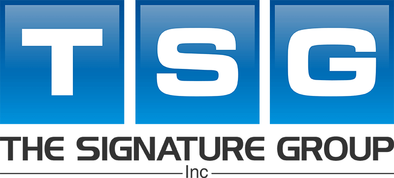 The Signature Group logo