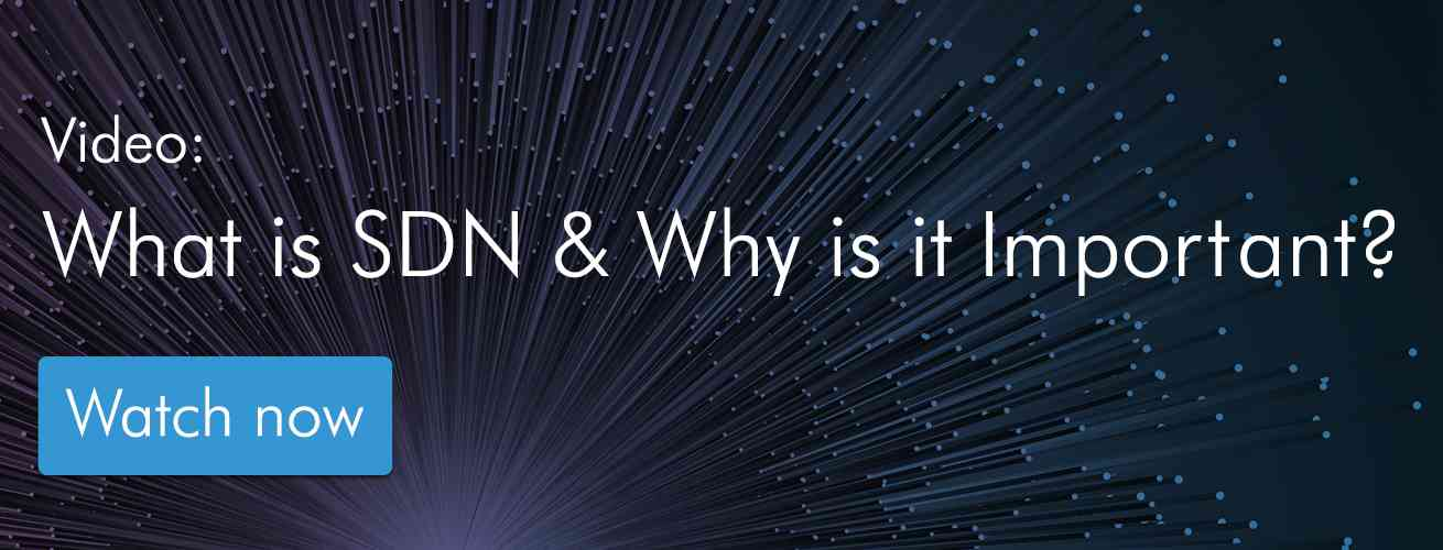 Video: What is SDN and Why is it Important?
