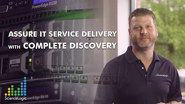Assure IT Service Delivery with Complete Discovery